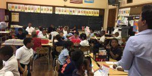 detroit classroom